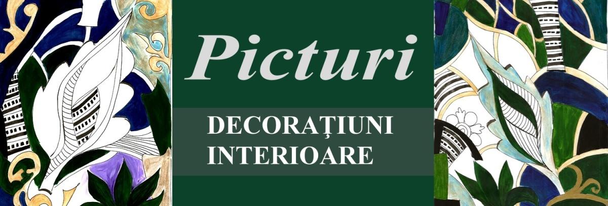 decoratiuni interioare picturi